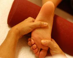 2-Fussmassage
