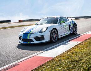 Rennwagen selber fahren - Porsche Cayman GT4 - 6 Runden Porsche Cayman GT4 - 6 Runden - Circuit de Spa Franchorchamps