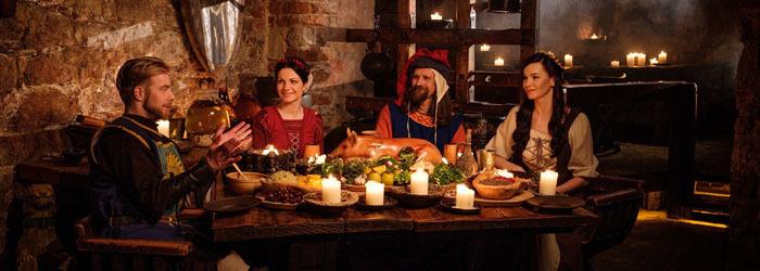 Ritteressen & Historisches Dinner
