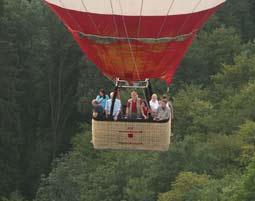 Ballonfahren   Gummersbach 60 - 90 Minuten