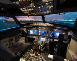 Flugsimulator Boeing 737-800 NG - 60 Minuten Boeing 737-800 NG - 60 Minuten