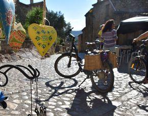 Kleine Köstlichkeiten - Picknickkorb und Fahrradmiete - Tierparkbrücke - München Picknick mit Fahrradmiete