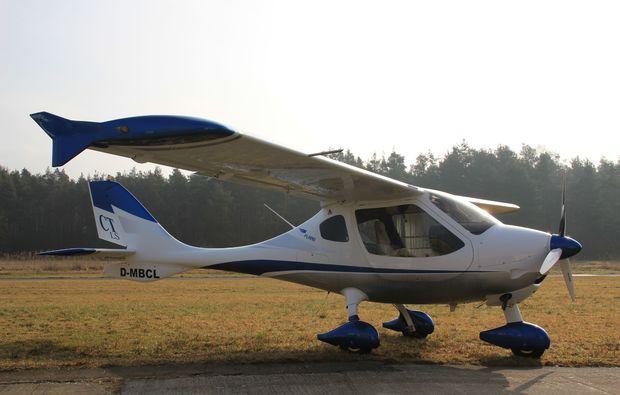 flugzeug-rundflug-amberg-60min-ul-blau