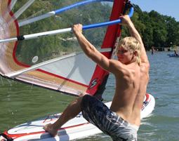 Windsurf Schnupperkurs- Wasserburg Bodensee - ca. 2 Stunden