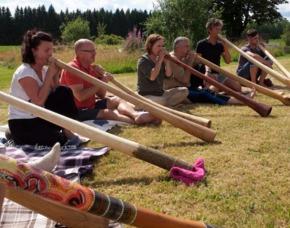 Didgeridoo-Workshop Hamburg