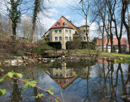 Städtetrips für Zwei Hotel Villa Weltemühle