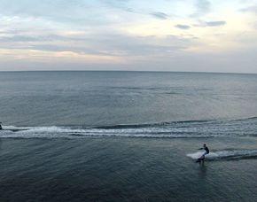 Wakeboard fahren - Zinnowitz Ostsee - ca. 20 Minuten