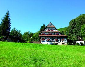 Kurzurlaub inkl. 30 Euro Leistungsgutschein - Naturparkhotel Holzwurm - Sasbachwalden Naturparkhotel Holzwurm