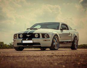 Sportwagen fahren - Ford Mustang GT - 4 Stunden - Eschwege Ford Mustang GT Cabrio - 4 Stunden