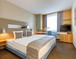 Kurzurlaub für Zwei Mercure Hotel Düsseldorf City Nord