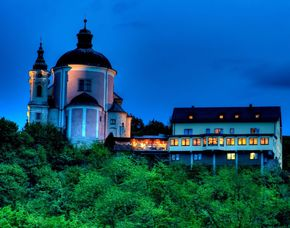 Kuschelwochenende - 1 ÜN Hotel & Restaurant Christkindlwirt - 4-Gänge-Candle-Light-Dinner