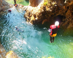Canyoning-Tour Schladming