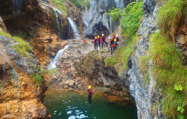 canyoning-tour-schladming-sport
