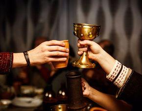 Mittelalterlicher Festschmaus 6-Gänge-Menü