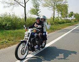 Harley Davidson Tour Münsterland Marl Münsterland - 7 Stunden