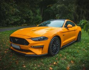 Mustang GT 4 Std. - Ebersdorf b. Coburg Ford Mustang GT - 4 Stunden