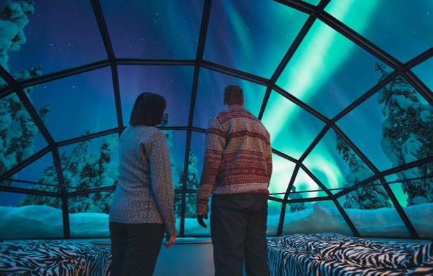 erlebnisreise-saariselkae-lappland-polarlicht