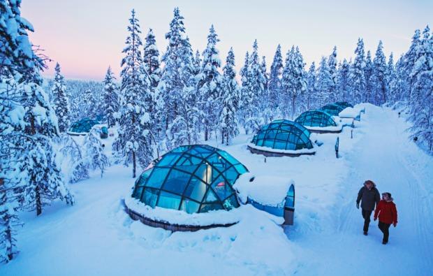 erlebnisreise-saariselkae-lappland-schnee