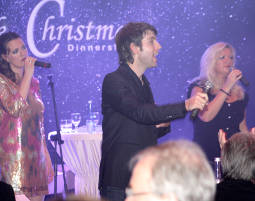 Dinner mal anders (Weihnachtsdinner Rock Christmas) - 4-Gänge-Menü - Gasthof Willenbrink - Lippetal 4-Gänge-Menü