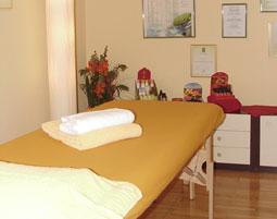 1-Massageliege