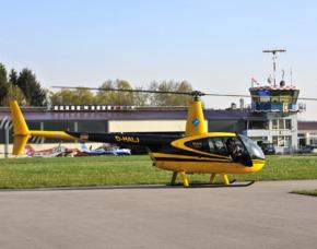 Hubschrauber-Rundflug - 20 Minuten Atting/Straubing 20 Minuten