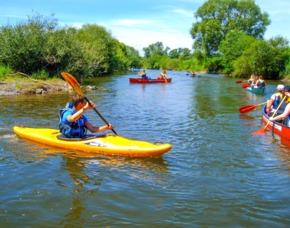 Erlebnisse: Aktivurlaub im Wasser Solms