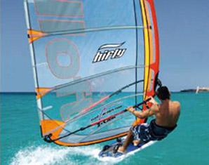 Windsurf-Kurs - Brombachsee Langlau Brombachsee - 2 Tage