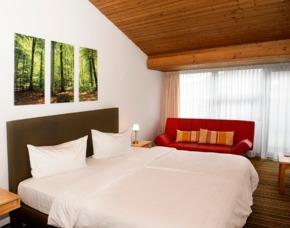 Kurzurlaub - 2 ÜN AKZENT Hotel Höhenblick