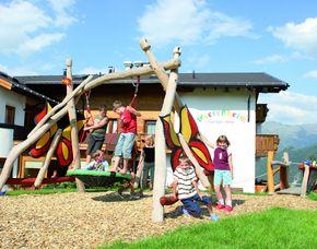 Kurzurlaub inkl. 60 Euro Leistungsgutschein - Familienhotel Wiesenheim - Fiss Familienhotel Wiesenheim