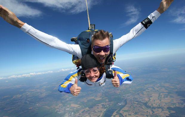 fallschirm-tandemsprung-micheldorf-freier-fall