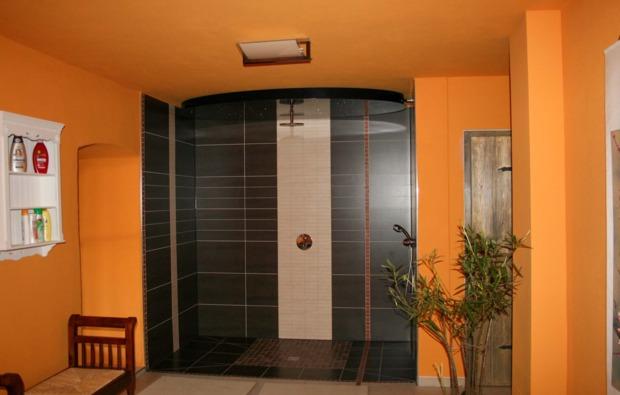 romantikwochenende-niederfrohna-dusche