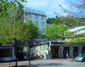 Kurzurlaub inkl. 60 Euro Leistungsgutschein - Hotel Quisisana - Chianciano Terme Hotel Quisisana