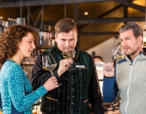 Weinverkostung - Versettla Bahn Talstation - Gaschurn mit Verkostung, Tapas