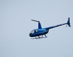 Hubschrauber-Skyline-Flug - Dresden-Tour - 35 Minuten Dresden-Tour - 35 Minuten
