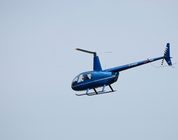Hubschrauber-Skyline-Flug Kamenz