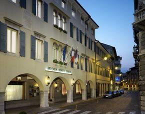 Bella Italia – 2 Übernachtungen + Frühstück + Aperitif Astoria Hotel Italia