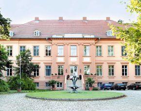 Schlosshotel in Rühstädt - 2ÜN Schlosshotel Rühstädt - Ganzköpermassage