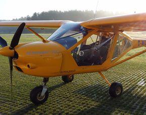 Flugzeug selber fliegen - Ultraleichtflugzeug - inklusive Rundflug - 30 Minuten Ultraleichtflugzeug - inklusive Rundflug - 30 Minuten