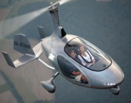 Pilot für einen Tag - Gyrokopter 60 Minuten