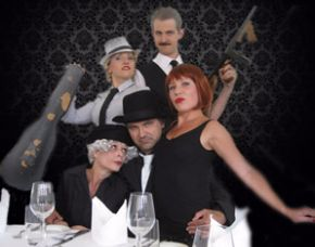 Krimi & Dinner - Christkindlwirt - Steyr 3-Gänge-Menü