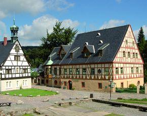 Kurzurlaub inkl. 80 Euro Leistungsgutschein - Hotel Saigerhütte - Olbernhau Hotel Saigerhütte