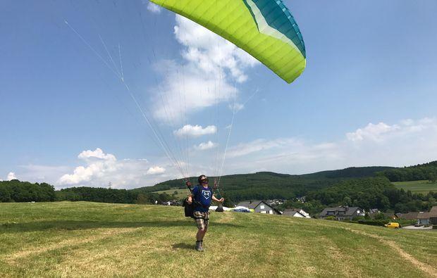 gleitschirm-kurs-siegen-gliding