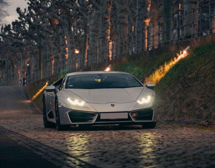 Lamborghini Huracan mieten Franfurt am Main Lamborghini Huracan - 1 Tag