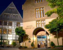 Wellnesshotels - Bad Salzuflen Hotel Arminius