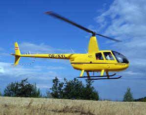 Hubschrauber Rundflug - Feldkirchen 20 Minuten