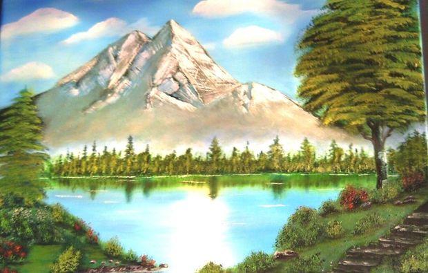 bob-ross-malkurs-worms-landschaft