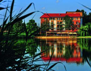 Kurzurlaub inkl. 80 Euro Leistungsgutschein - HOTEL CORVUS AQUA - Orosháza-Gyopárosfürdõ HOTEL CORVUS AQUA