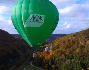 Ballonfahrt – 60-90 Minuten 60 - 90 Minuten