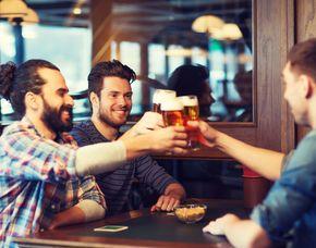 Bierverkostung mit Brauereimuseumsbesichtigung für Zwei von 4 Sorten Bier & Eintritt ins Brauereimuseum