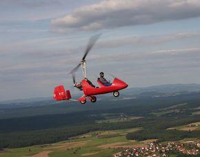 Tragschrauber-Rundflug - 45 Minuten 45 Minuten